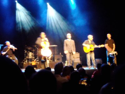 Oysterband Dates Tour 2011