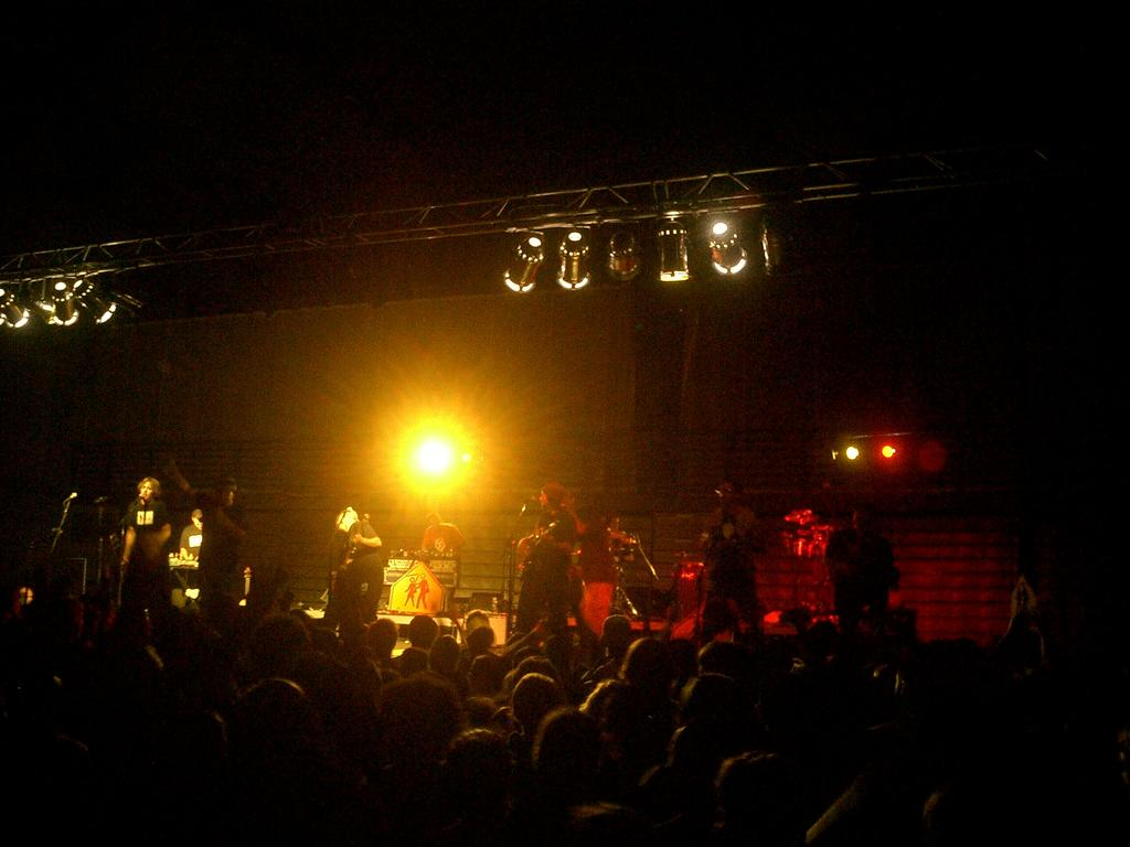 Ozomatli 2011 Dates Tour