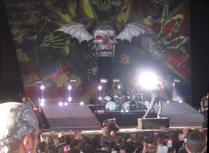 Tour Dates Ozzfest 2011