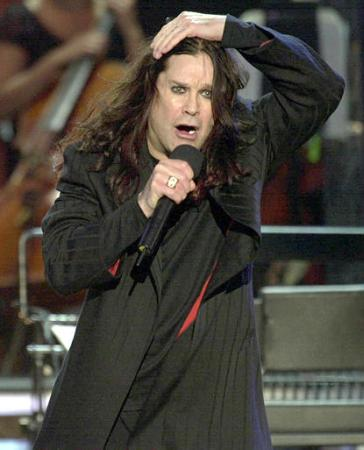 Ozzy Osbourne Scottrade Center