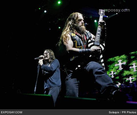 Ozzy Osbourne 2011 Show