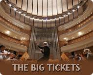 Dates Pacific Symphony Orchestra Tour 2011