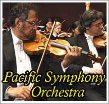 Pacific Symphony Orchestra Segerstrom Center For The Arts Renee And Henry Segerstrom Concert Hall Tickets