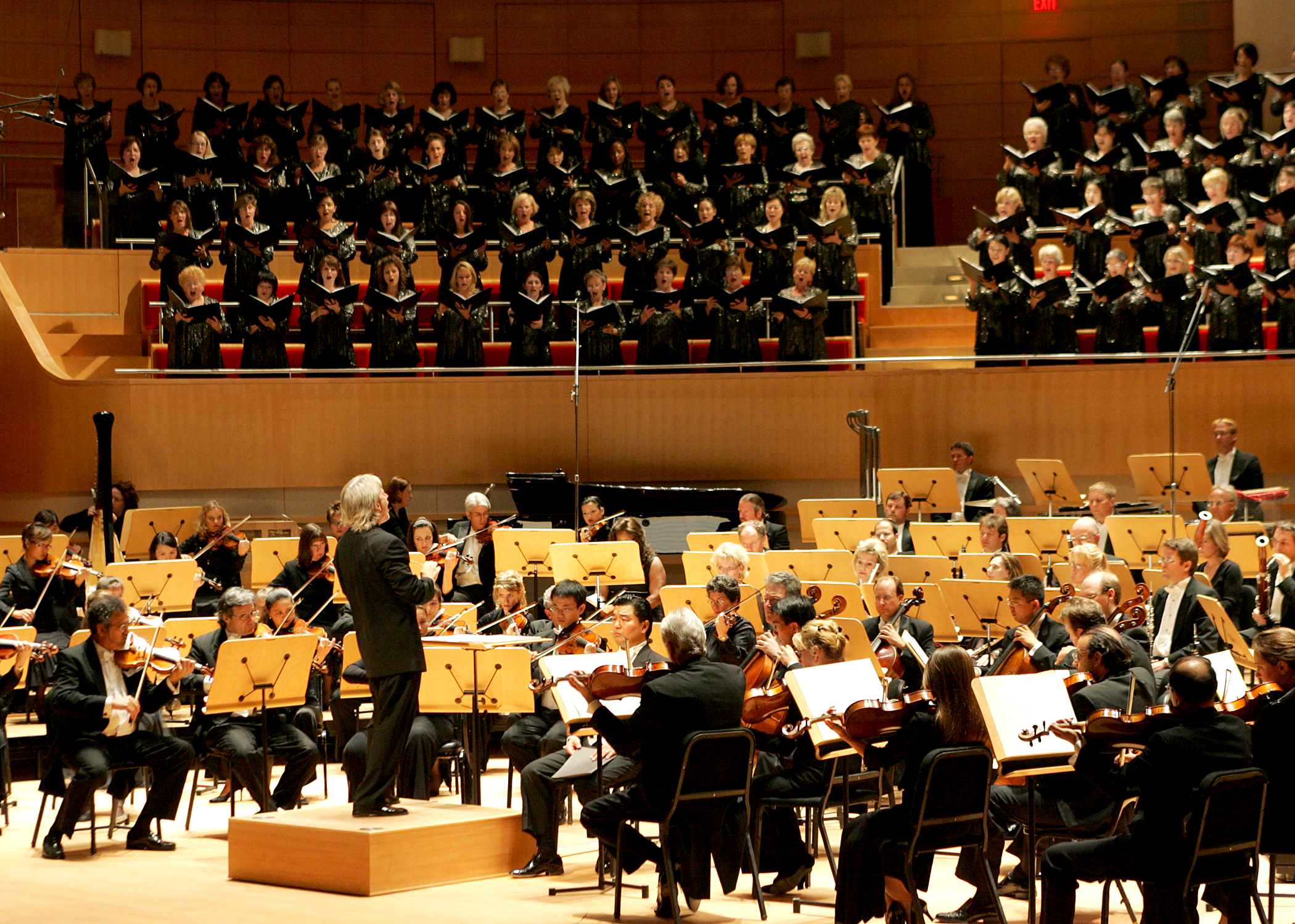 Pacific Symphony Orchestra Show Tickets