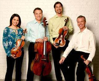 Pacifica Quartet 2011