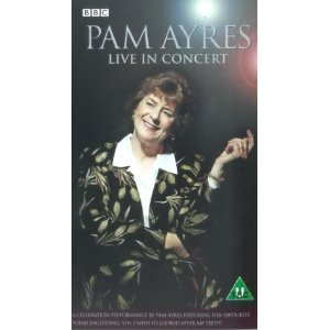Show Tickets Pam Ayres