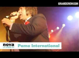 Pama International Tickets