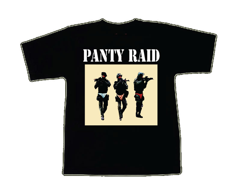 Dates Pantyraid Tour 2011