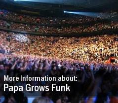 Papa Grows Funk Tickets San Francisco
