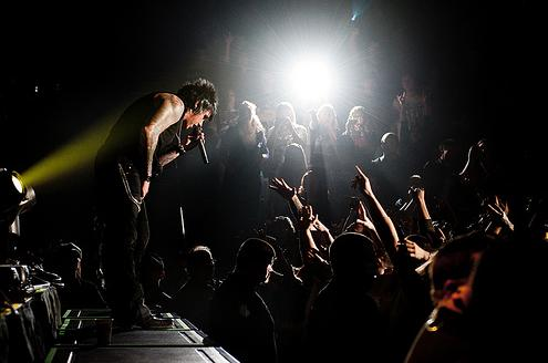 Papa Roach Show 2011