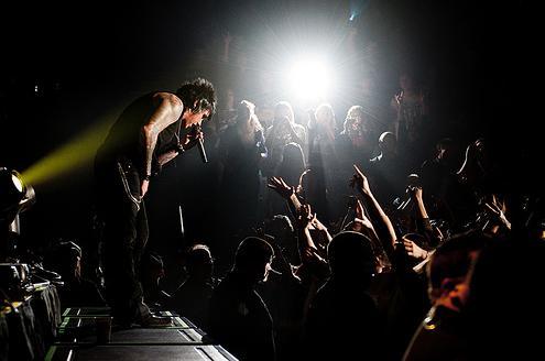 Papa Roach Show 2011