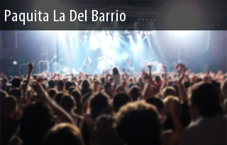 Paquita La Del Barrio Tickets Gibson Amphitheatre At Universal City Walk