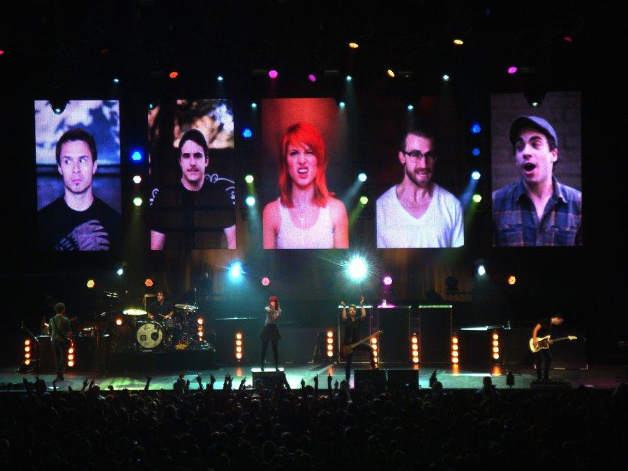 Paramore Metro Radio Arena