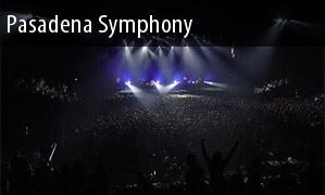 Pasadena Symphony Pasadena Civic Auditorium