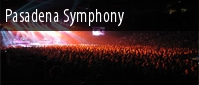Pasadena Symphony Tickets Pasadena Civic Auditorium