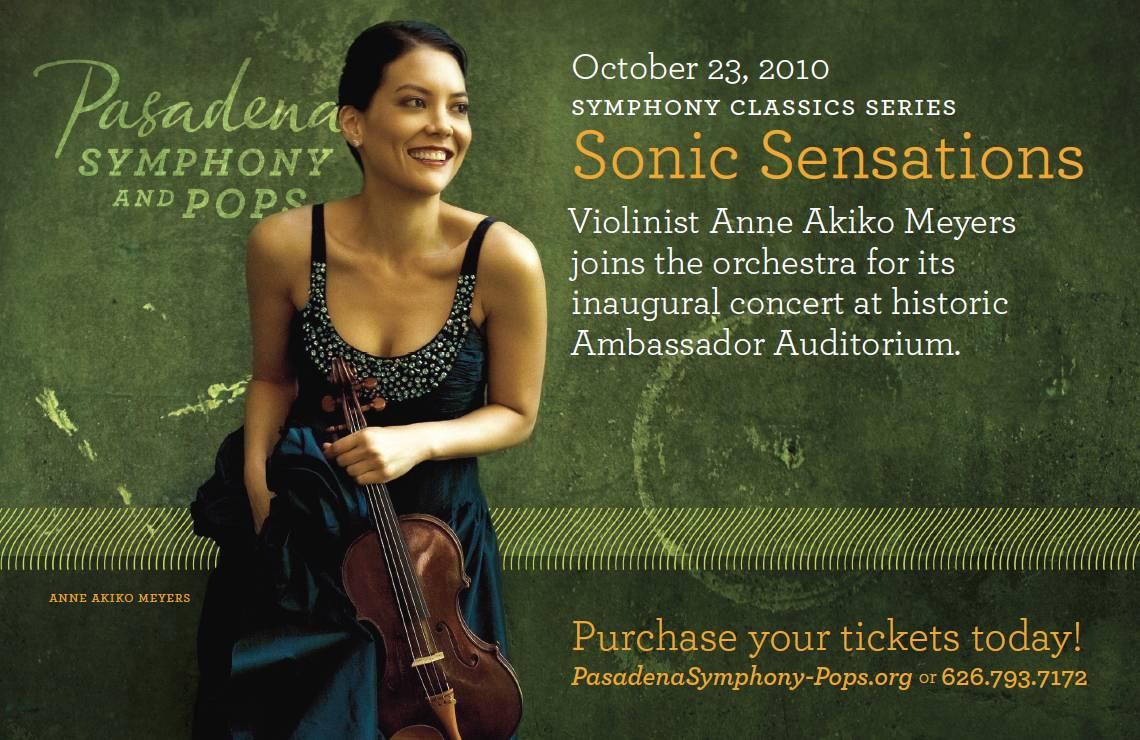 Pasadena Symphony Concert