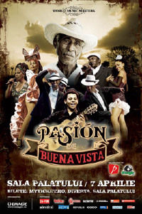 Pasion De Buena Vista Tickets