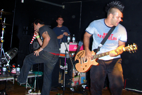 Patent Pending Tickets Danbury