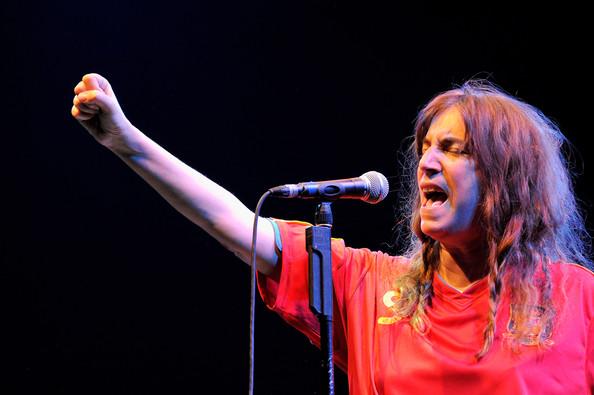 2011 Patti Smith