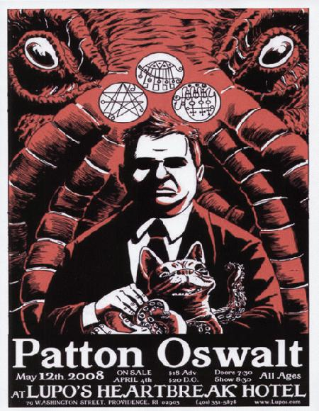 Tickets Patton Oswalt