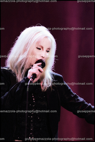 Patty Pravo Teatro Manzoni