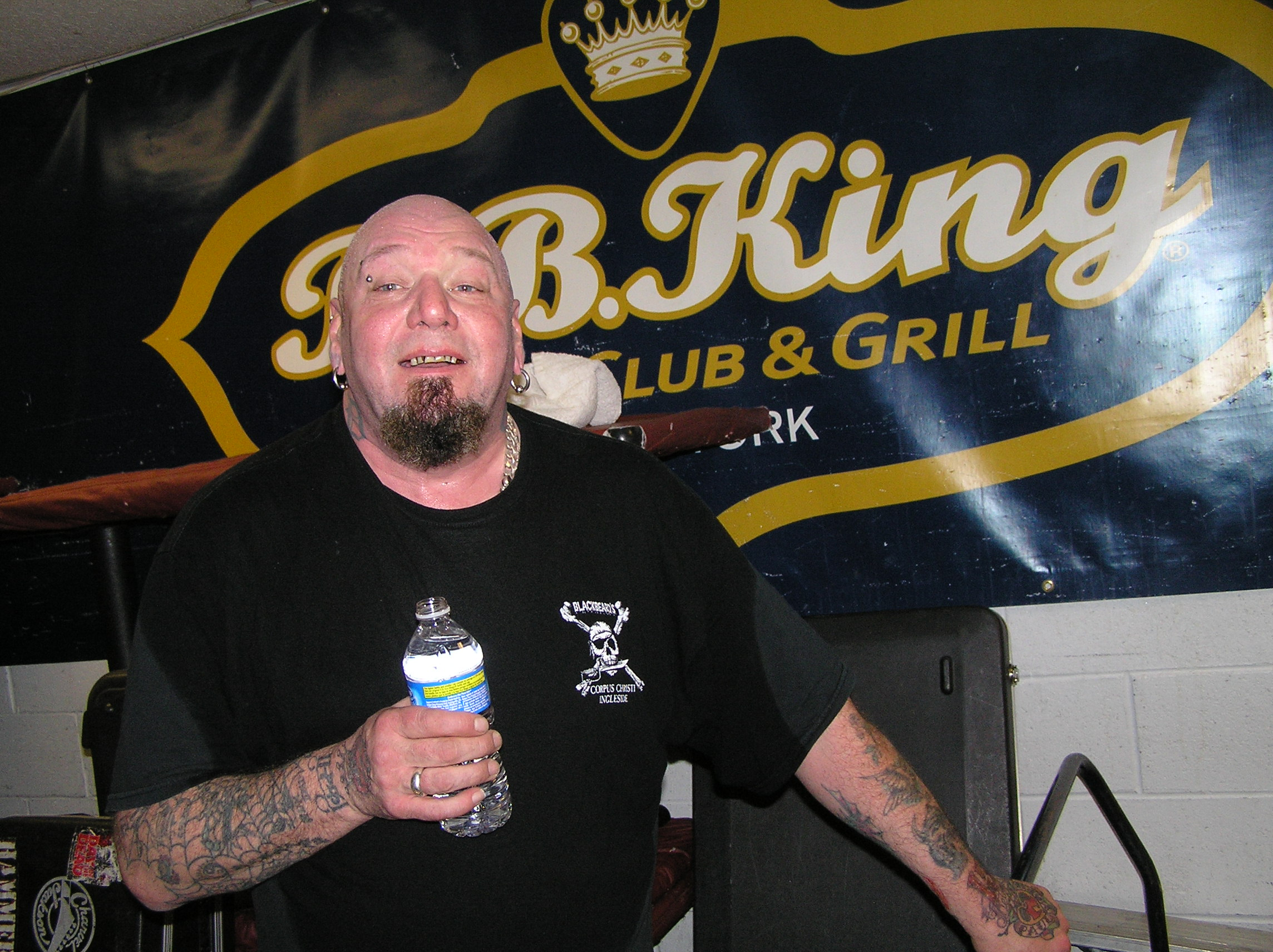 Dates 2011 Tour Paul Dianno