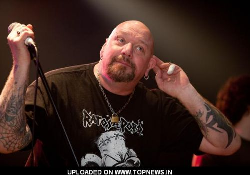 Paul Dianno Dates 2011