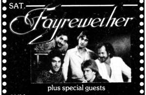 Dates Tour Paul Fayrewether 2011