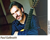 Paul Galbraith 2011