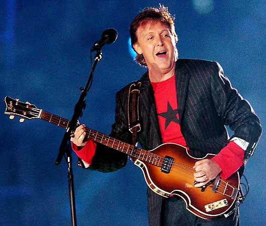 Paul Mccartney Consol Energy Center