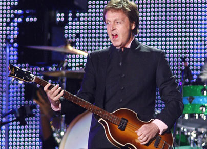 Paul Mccartney Piedmont Park