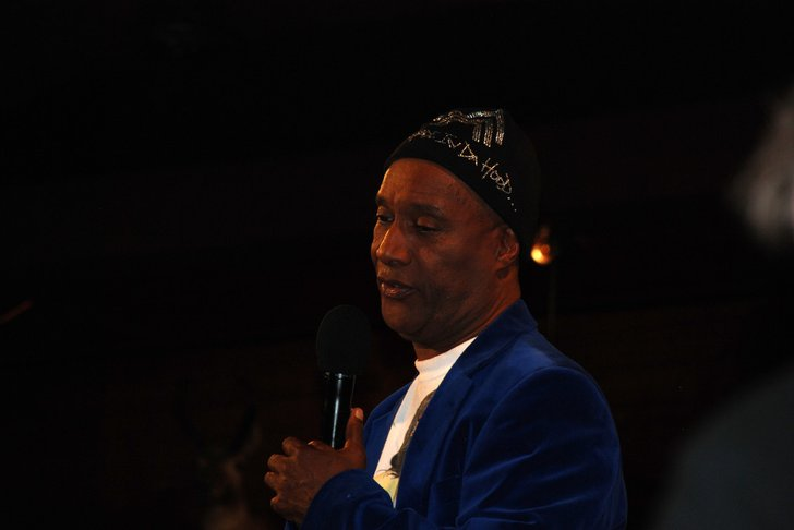 Paul Mooney Show 2011