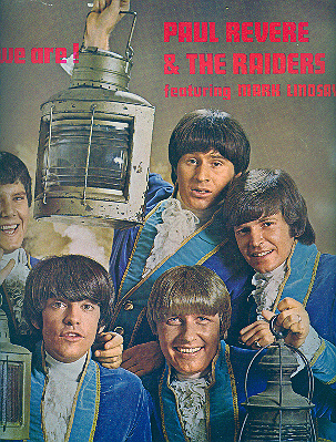 Concert Paul Revere And The Raiders