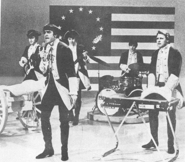 Paul Revere And The Raiders Tickets Robinsonville