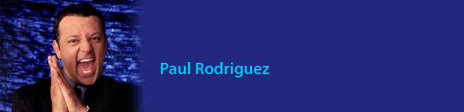 Paul Rodriguez California Theatre Of The Performing Arts