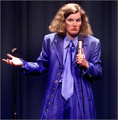 2011 Paula Poundstone Show