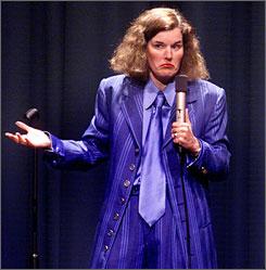 2011 Paula Poundstone Show