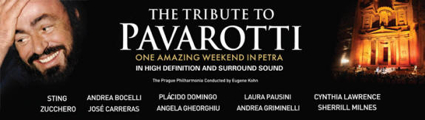 Concert Pavarotti Tribute