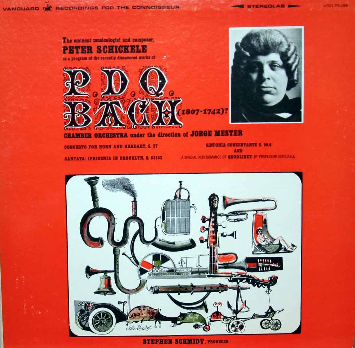 Dates 2011 Pdq Bach
