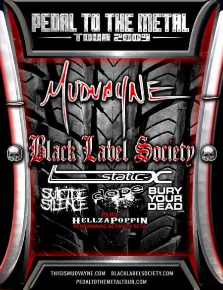 Pedal To The Metal Tour Tickets Show