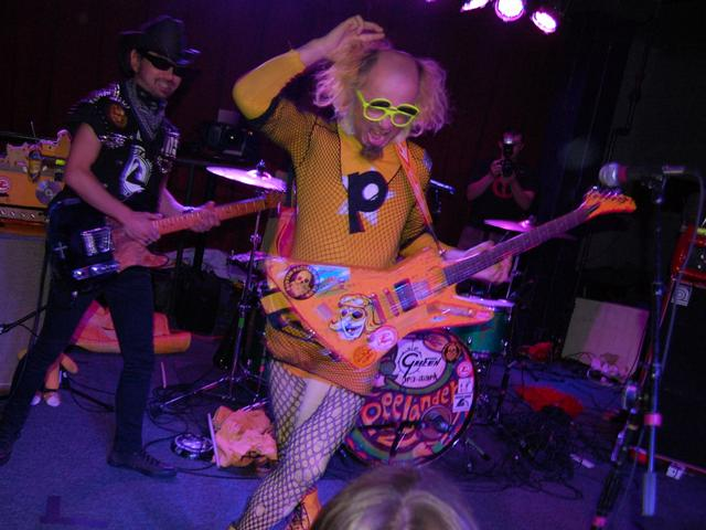 Peelander Z Tour Dates 2011