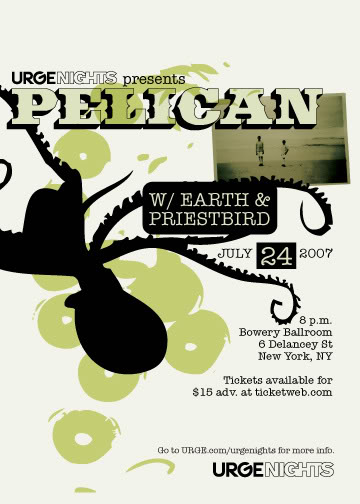 Pelican Black Cat Tickets