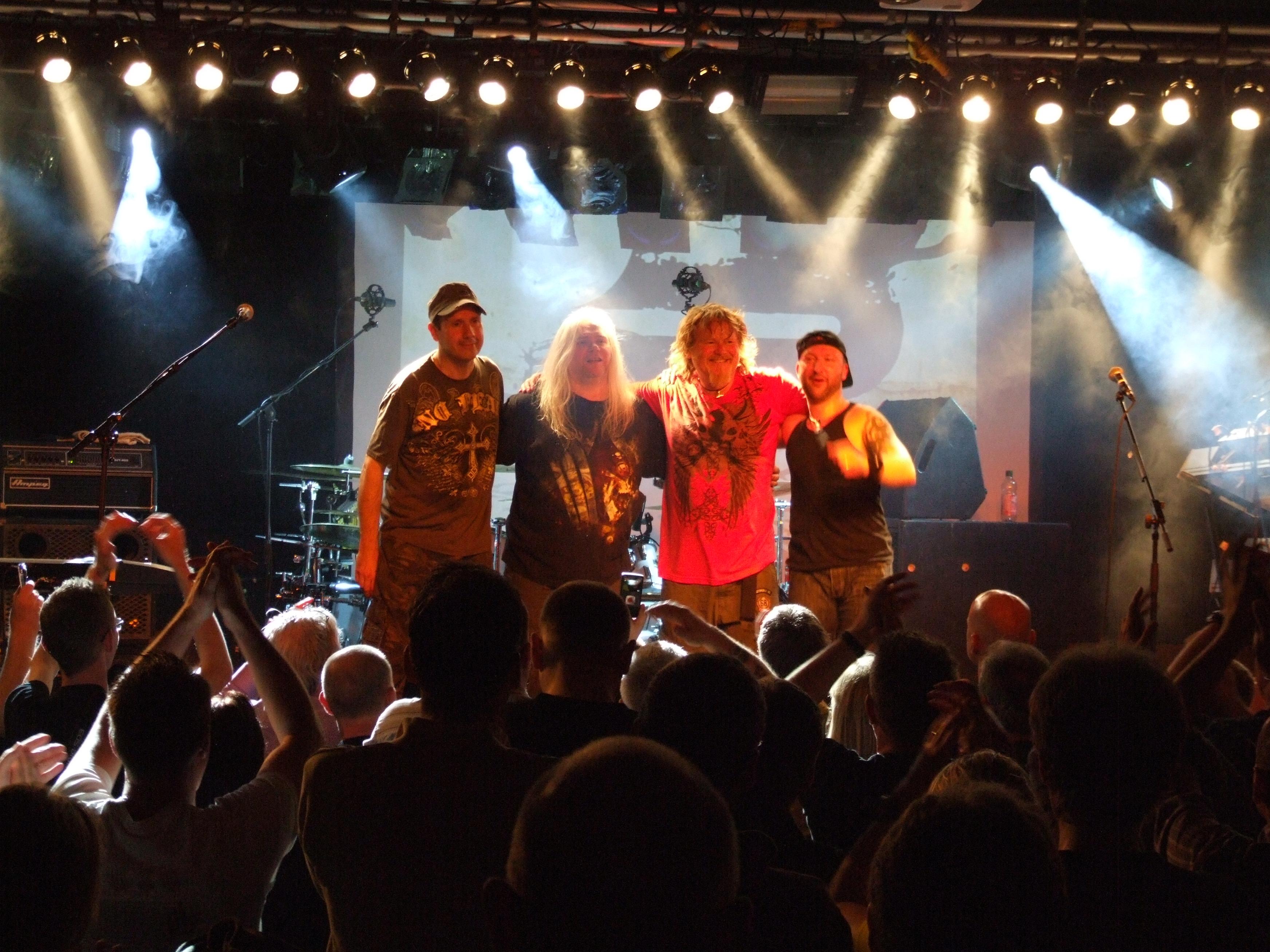 Pendragon Concert