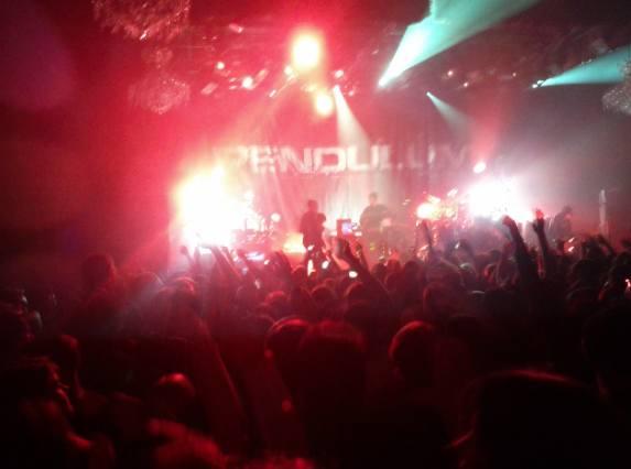 Pendulum Concert