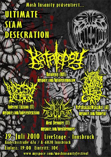 Penetration Concert