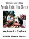 People Under The Stairs Tickets Bowery Ballroom