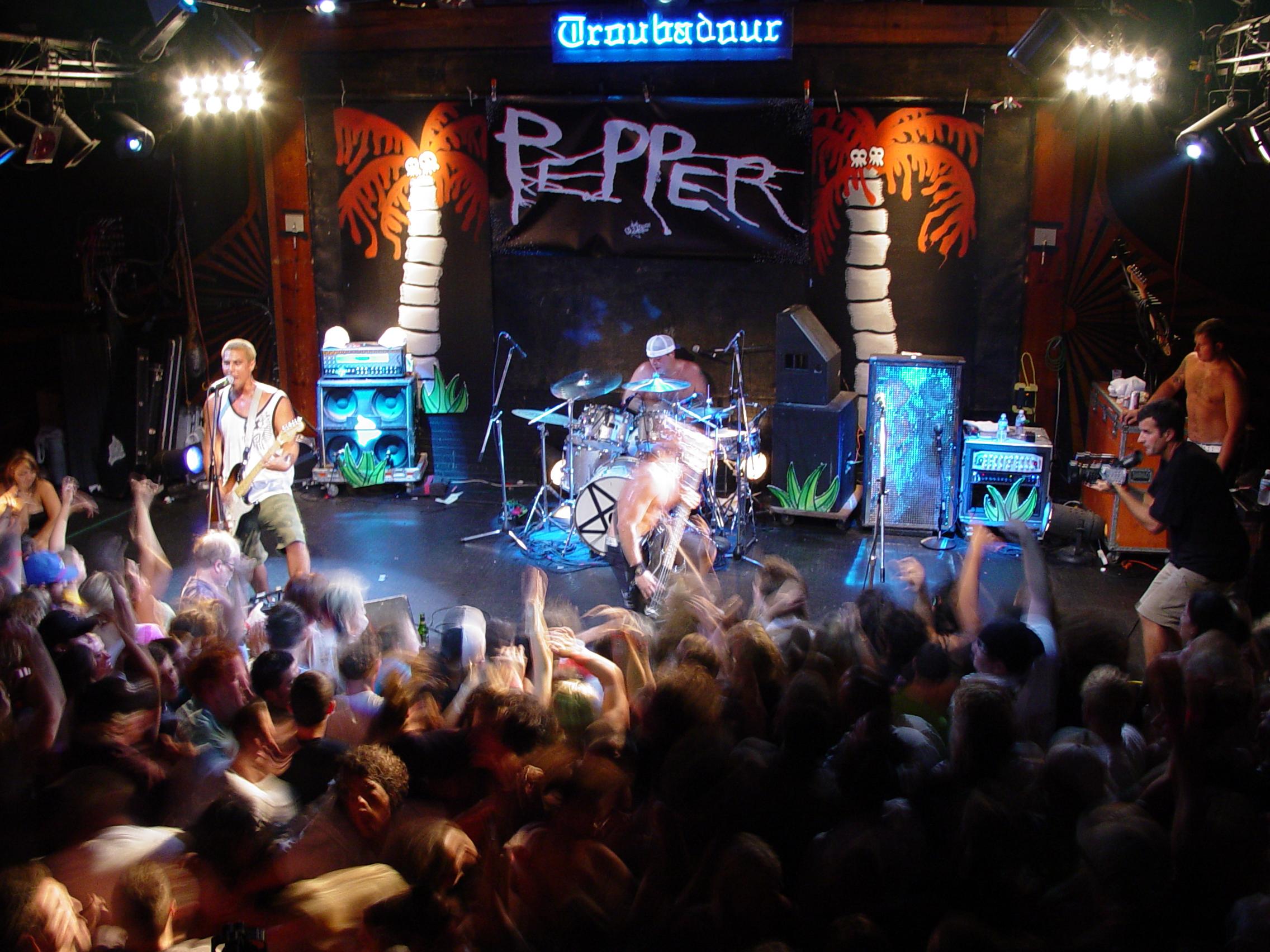 Pepper Dallas Tickets