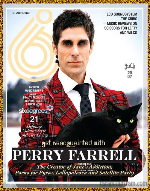 Perry Farrell Chicago