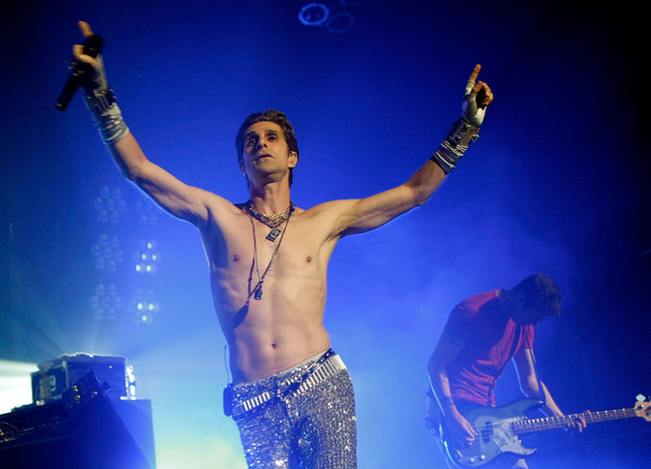 Perry Farrell Hutchinson Field Grant Park Tickets