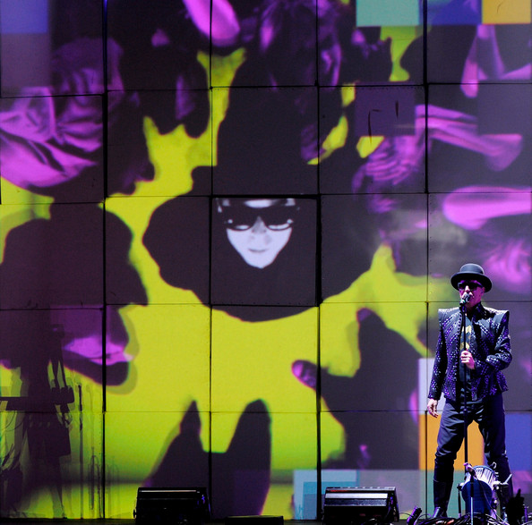 2011 Tour Pet Shop Boys Dates